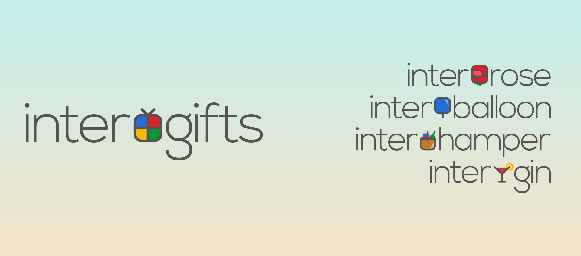 We love gifts...